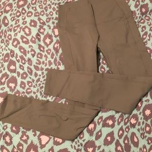 BuffBunny Pants - Buffbunny Luna leggings - lighter olive green
